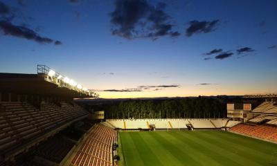 Estadio del Rayo Vallecano
