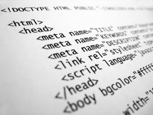 is html a programming language? html example