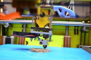 3D-printed food printer