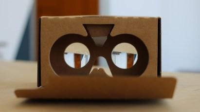 Virtual Reality Google Cardboard