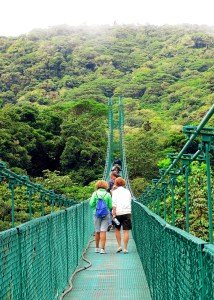 HangingBridge Costa Rica