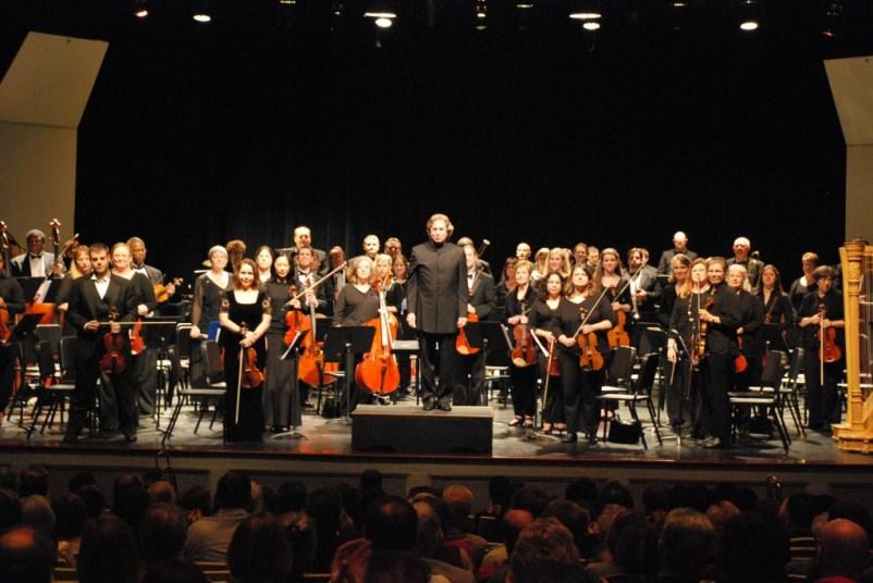 Union Symphony Orchestra & Richard Rosenberg