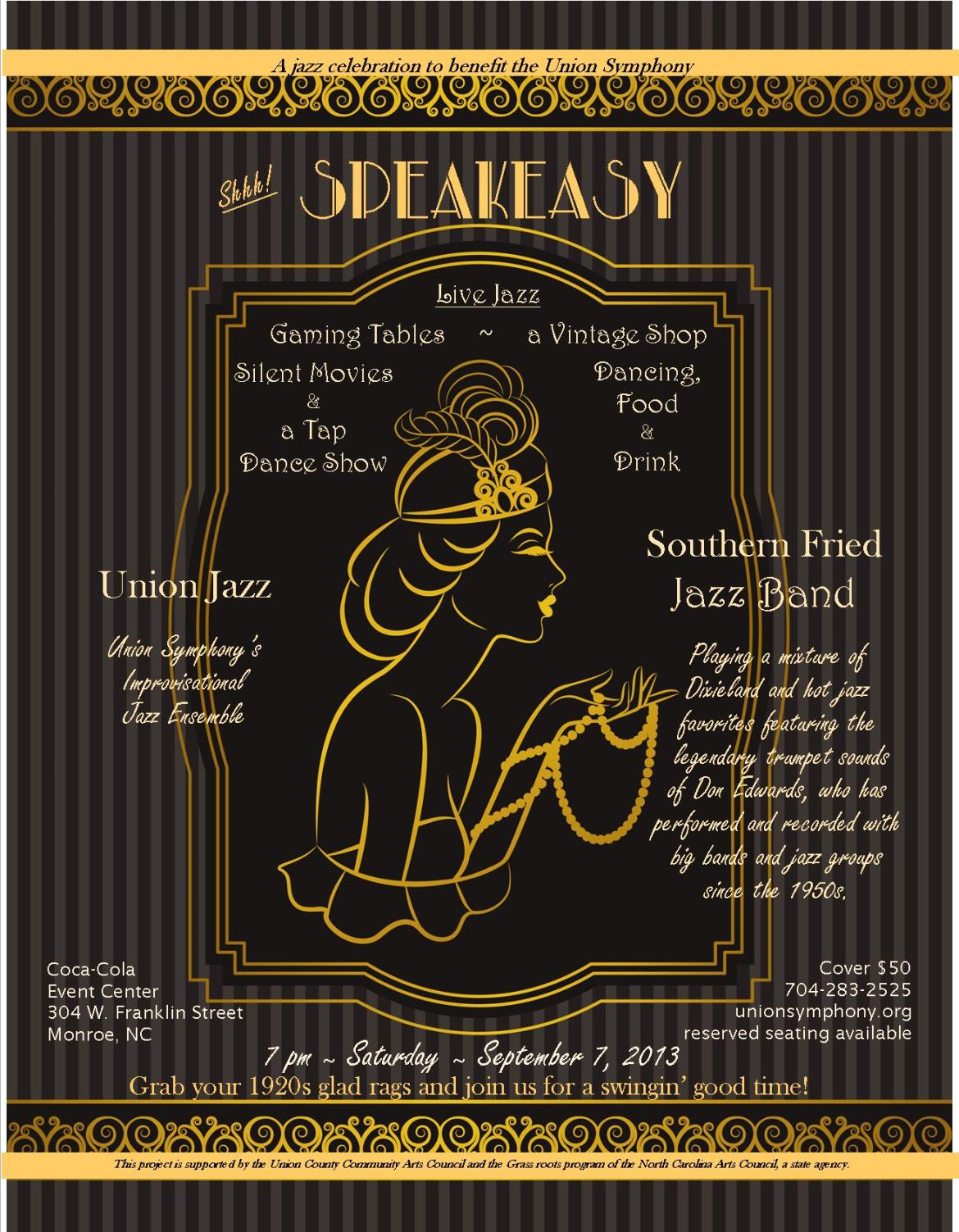2013 Speakeasy flyer alternate