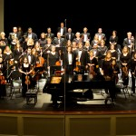 Union Symphony Orchestra, Photo by Rick Crider