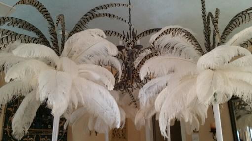 Speakeasy Feathers