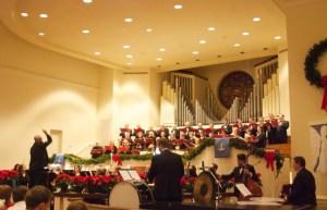 FBC Christmas Concert 2013