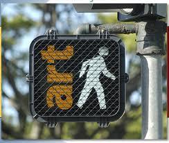 art walk sign