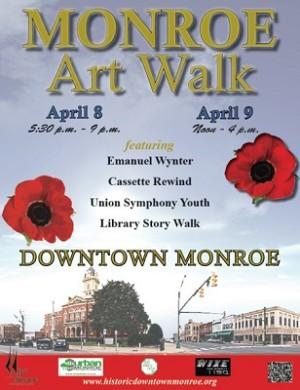 Art Walk spring web 16