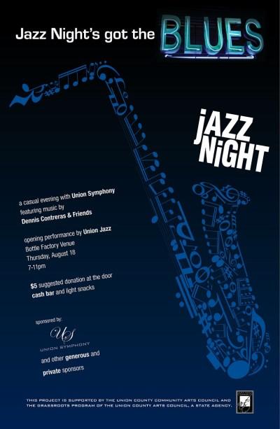 2016.07.18 USSI Poster_jazz night Web