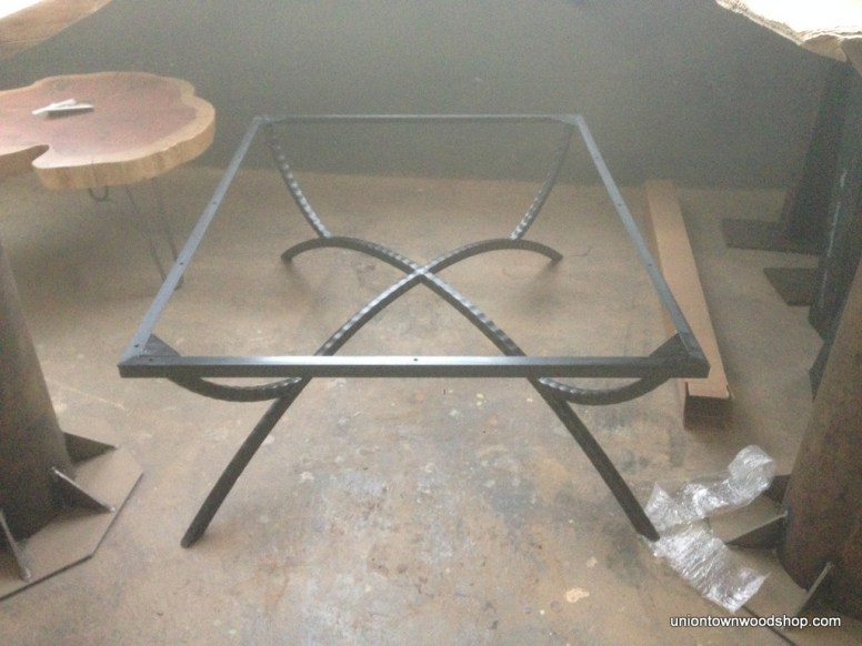Steel Base for Coffee Table