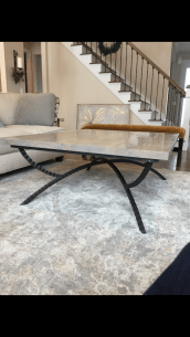 Soft Maple Coffee Table