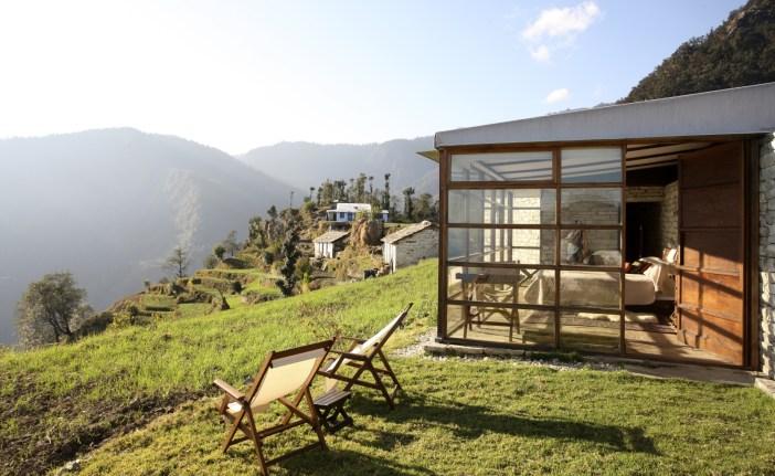 Shakti 360 Leti Kumaon - 8000 Feet High In The Himalayas