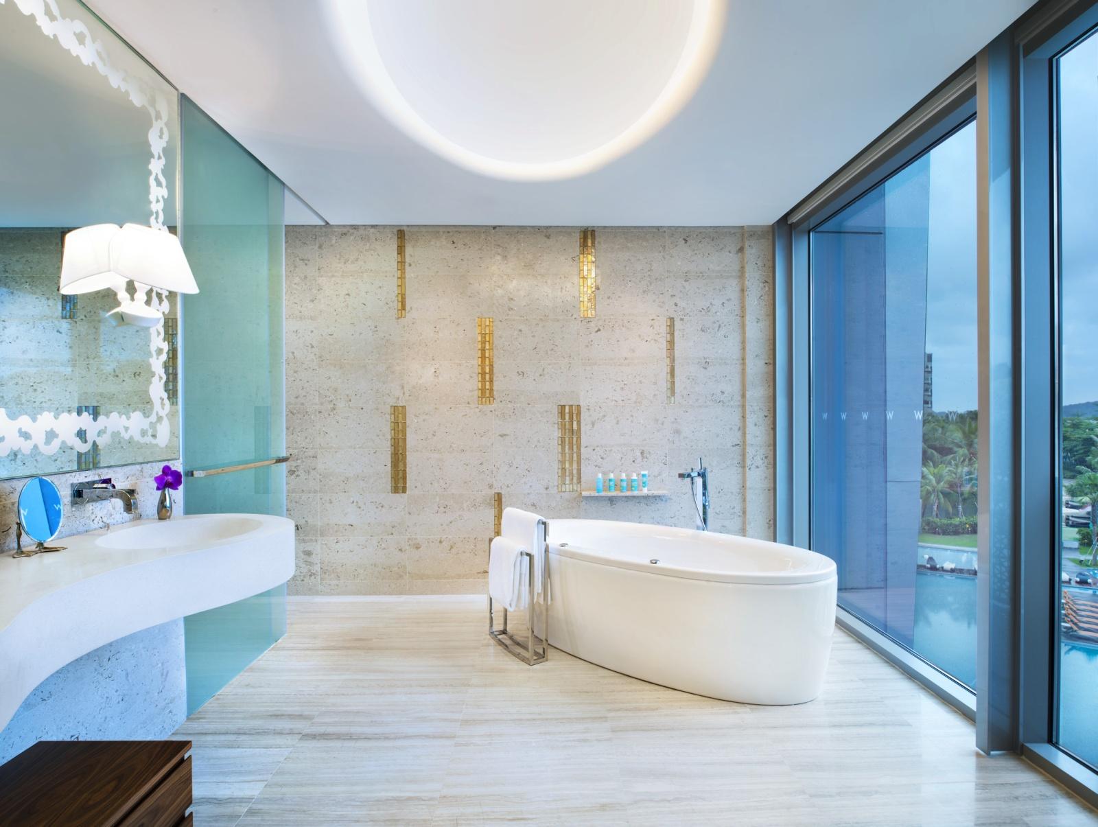 Bathroom Light Bar