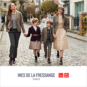 INES DE LA FRESSANGE (イネス・ド・ラ・フレサンジュ)