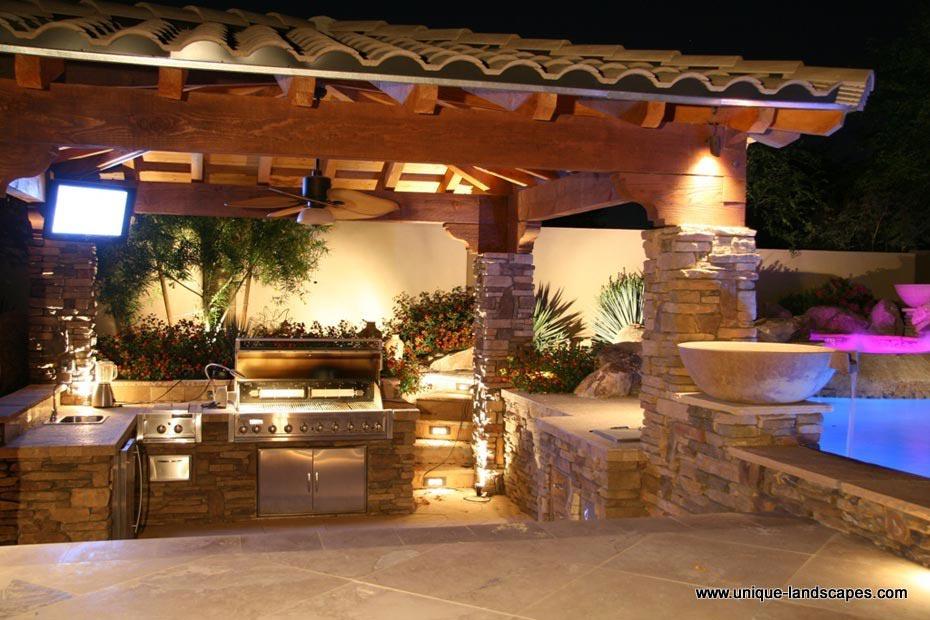 outdoor kitchen design ideas on pinterest outdoor kitchens outdoor kitchen design and bbq island on outdoor kitchen near pool id=82427
