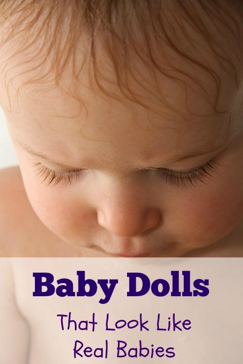 realistic looking baby boy dolls