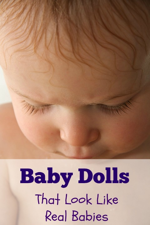 realistic looking baby boy dolls