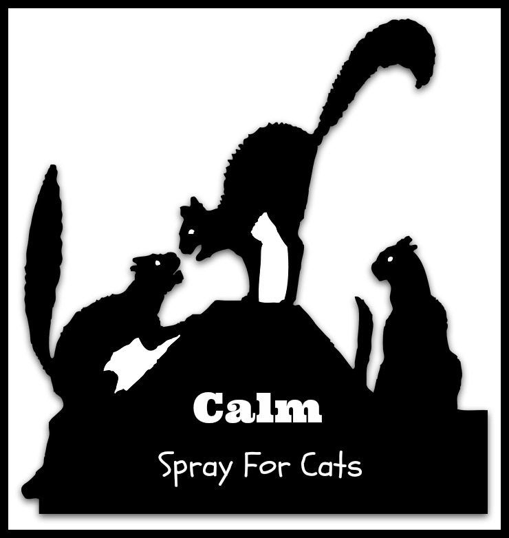 calm spray for cats