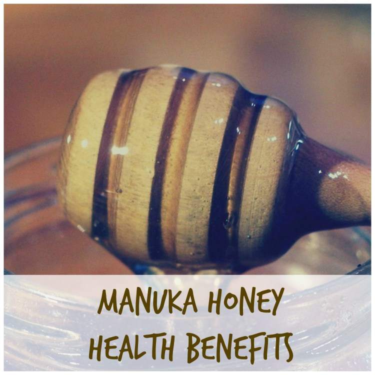 Manuka raw honey from New Zealand
