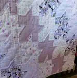 Counting Sheep Baby Quilt