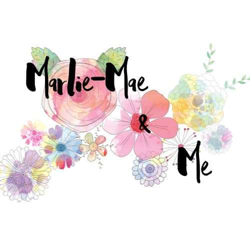 Logo Marlie-Mae and Me