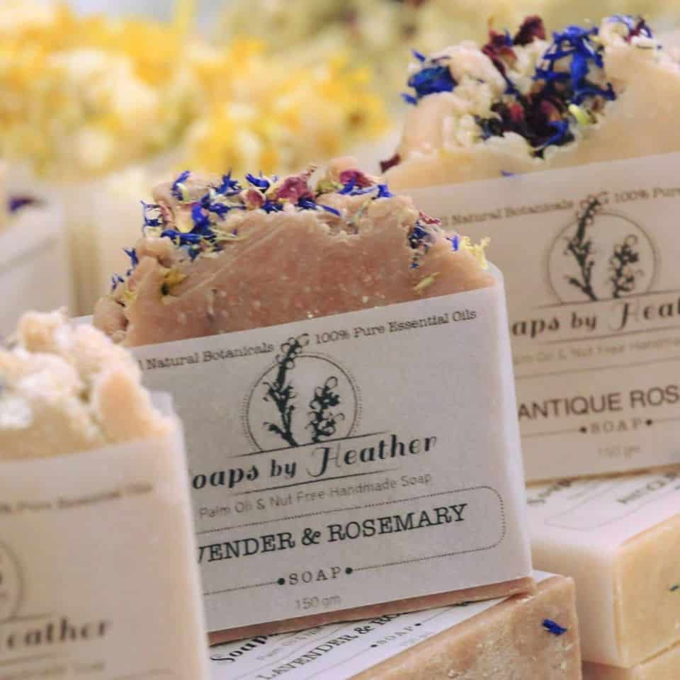 Logo Soaps by Heather