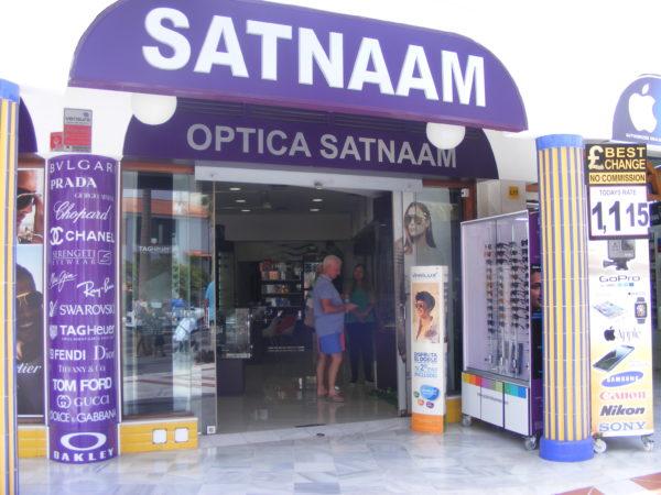 Satnaam - centro optico