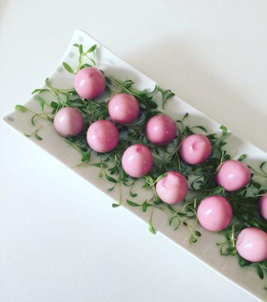 Bunătăți cu ouă de prepeliță
