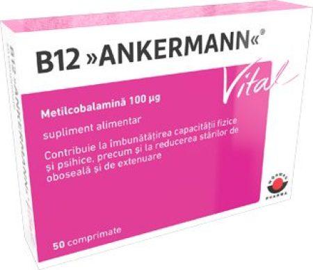 Pofta de viață și Vitamina B12