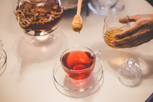 Mierea în îngrijirea corporală- rețete