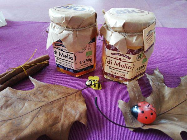 Mierea ecologică românească Apidava