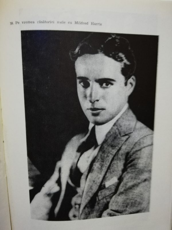 IMG 20190124 170043 Charles Chaplin - Povestea vieții mele