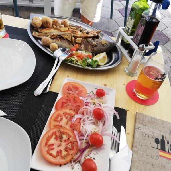 IMG 20190516 170912 Noi rețete autentice: caracatiță și papas arrugadas
