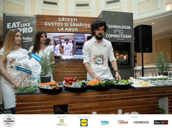 Parfum de tei și Food BloggersConference