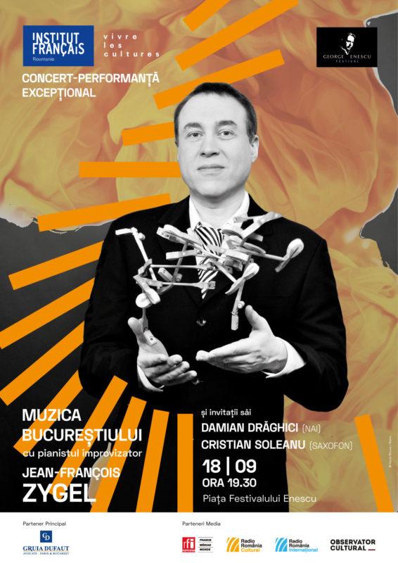 Imaginile lui Enescu aprind imaginația artiștilor români