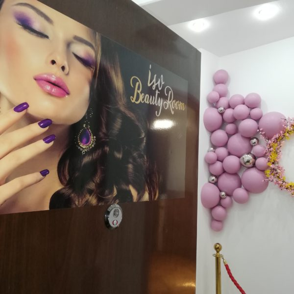 Mi-am făcut abonament la ISV Beauty Room