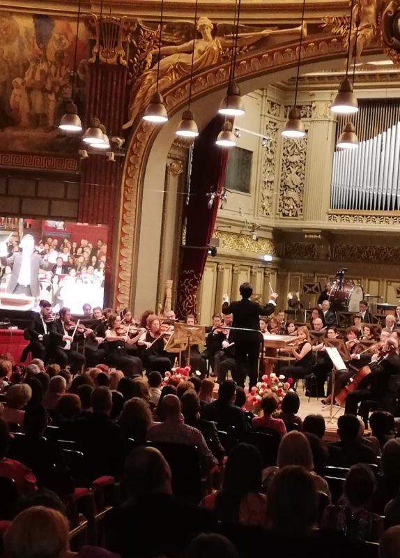 IMG 20190929 182245 Concert de Gală - Cel mai bun tânăr dirijor al lumii
