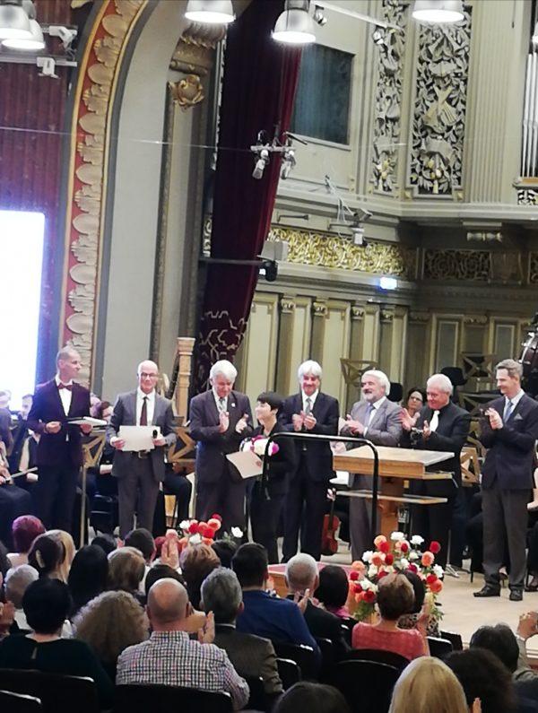 Concert de Gală - Cel mai bun tânăr dirijor al lumii