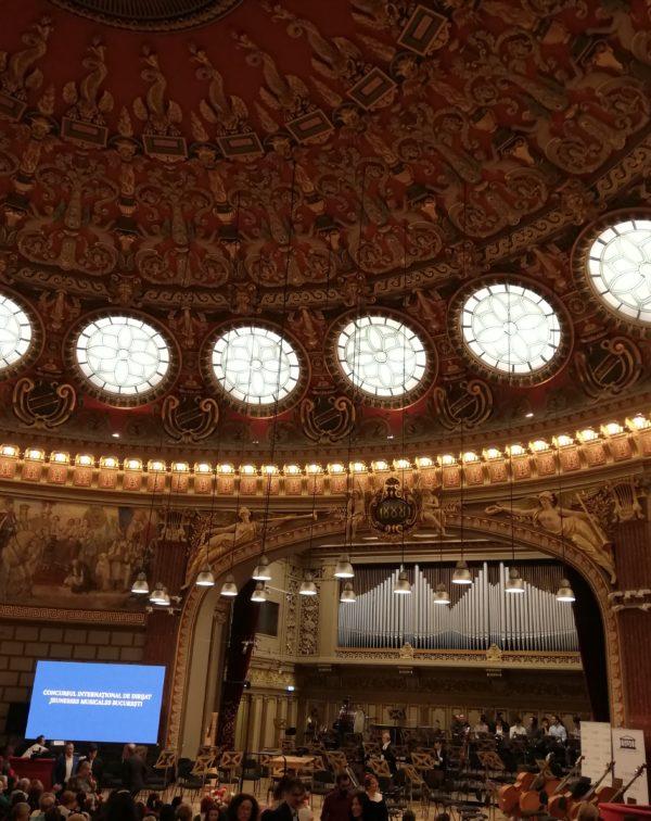 IMG 20190929 183220 Concert de Gală - Cel mai bun tânăr dirijor al lumii
