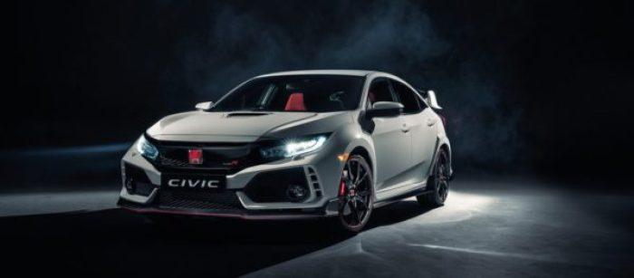 Pilot de curse cu Honda CivicTypeR - poveste ireală!