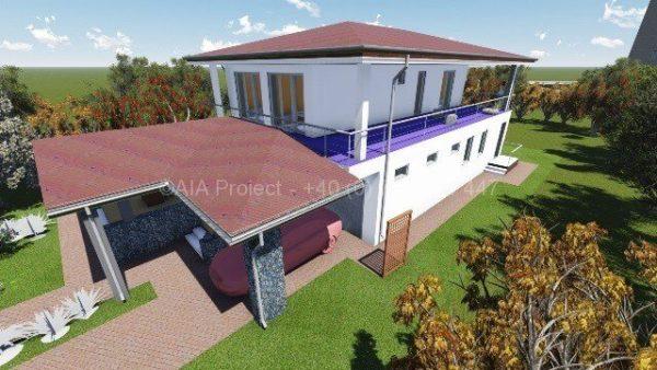 Case cu etaj AIA Proiect birou de proiectare Dacă mi-aș construi o casă reală/virtuală ...