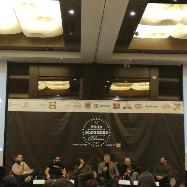 Food Bloggers Conference Winter Edition 2019