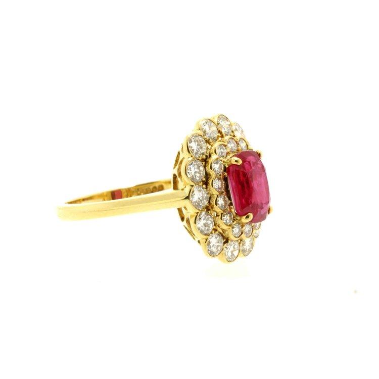 IMG 9943 Inelul antic de logodnă - poveste adevărată/Antique engagement rings - a true story