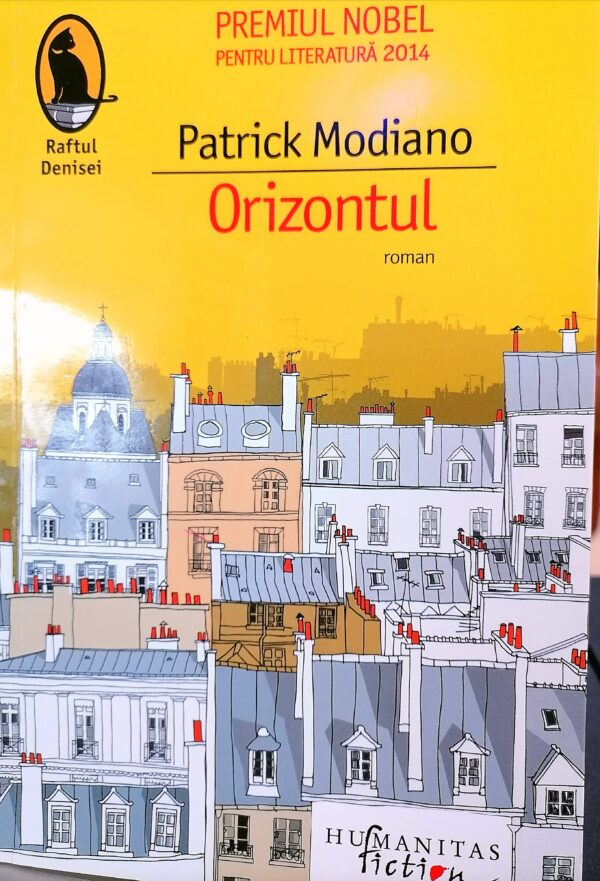 IMG 20201118 102311 Orizontul de Patrick Modiano -scriitor premiat Nobel