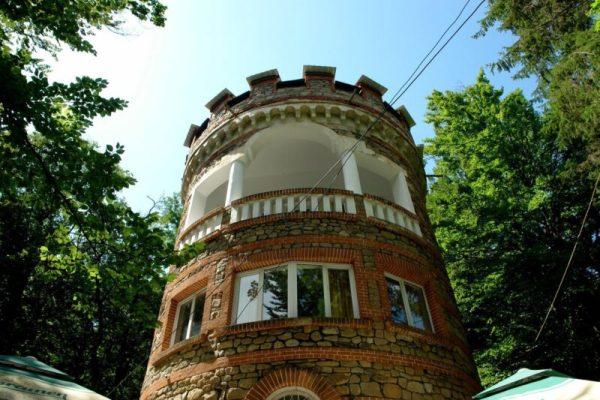 turn1 Băile Olăneşti - o destinaţie de turism redescoperită