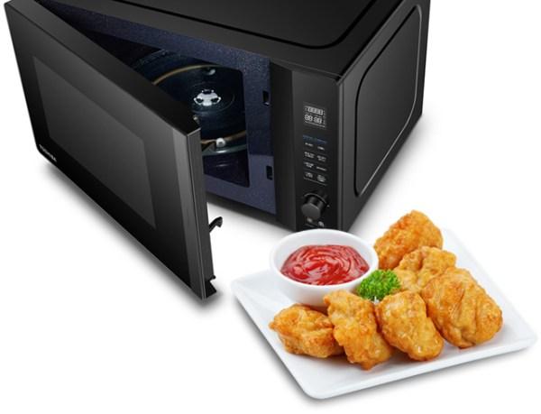mw fritto Bucătărie de vis cu electrocasnice unice Toshiba