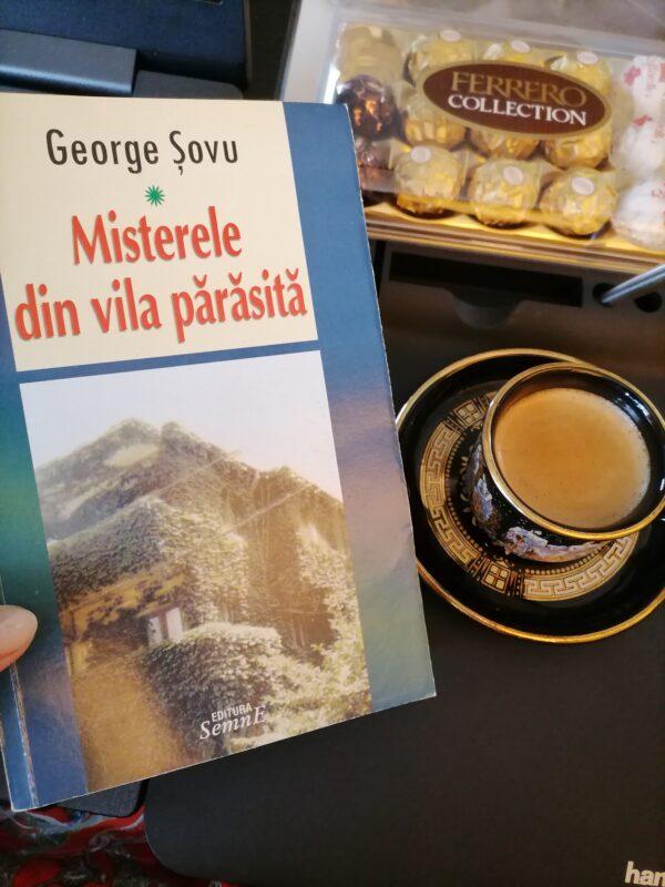 Scriitorul George Șovu