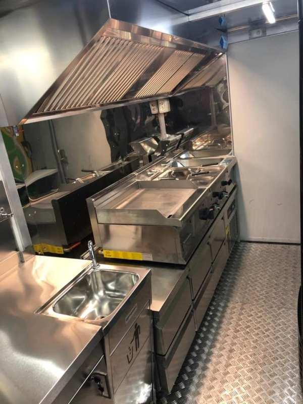 restaurant - bucătărie utilată GGN Gastro