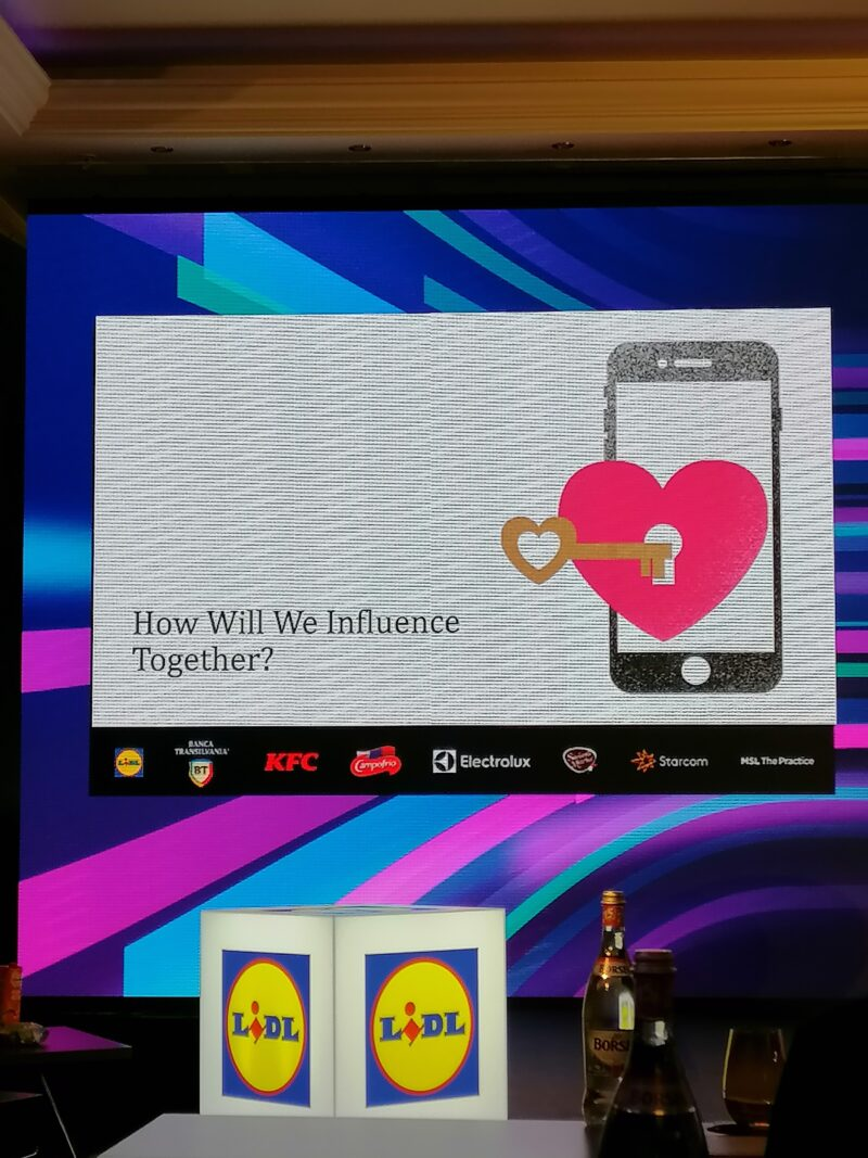 IMG 20210922 103303 Eveniment offline: Influencer Marketing Conference