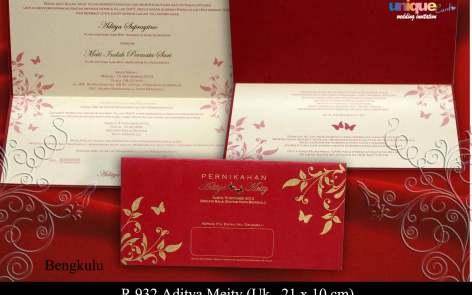 undangan Aditya - Meity